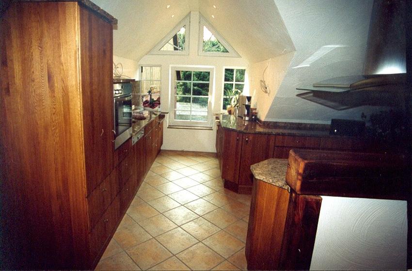 Referenz-Küche privat