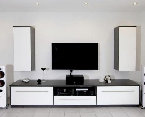 Möbelbau TV-Hifi