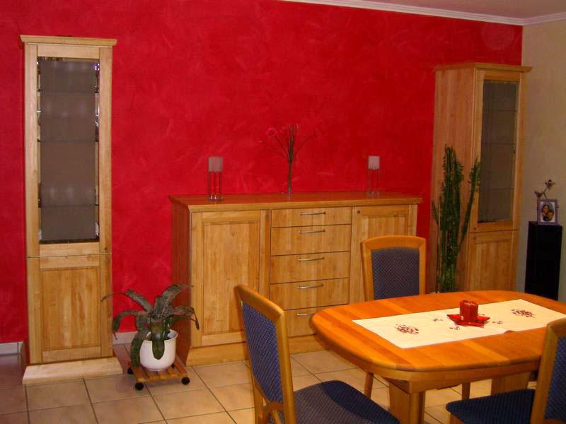 Wohn-Esszimmer-Möbel